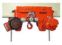 Электрическая цепная таль  синхронизированная 500 - 3 200 kg HADEF 29/06 EES-Synchro