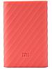Xiaomi Чехол Силиконовый для Power bank 10000 mAh Red