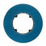 Круг шлифовальный лепестковый тарельчатый с системой быстрого крепления и смены   CMT 726 Klingspor
