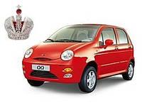Автостекло, лобовое стекло на CHERY QQ S11 (Чери Кью Кью С11) 2003-