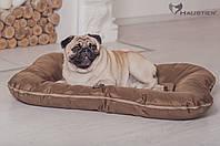 Лежак-понтон для собак средних и крупных пород Haustier Gold Sand