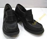 Туфли KICKERS, 37 (23 см), КОЖА