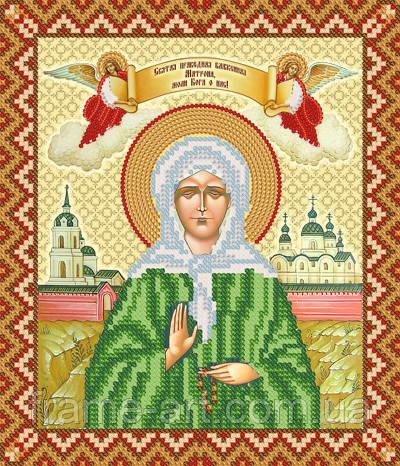 Маричка РИП-059 Св. Блж. Матрона Московская, схема