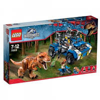 LEGO® Jurassic World ОХОТА НА ТИ-РЕКСА