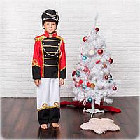 Карнавальный детский костюм для мальчика Гусар 3-9 лет Р-2