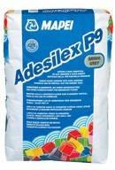 Клей для керамической плитки и мозаики  Adesilex P9 WH ( полы с подогревом ) белый,25 кг,Mapei