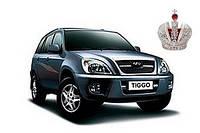 Автостекло, лобовое стекло на CHERY TIGGO T11 (Чери Тигго Т11) 2005-