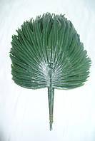 Ветка пальмы пластик малая, фото 1