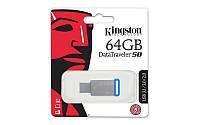 Накопитель Kingston 64GB USB 3.1 DT50