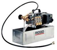 Испытательный электрогидропресс. Ridgid.