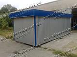 Изготовление павильонов торговых , фото 3