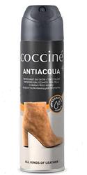 Bодоотталкивающий спрей для кожи 250 мл. Аэрозоль для обуви. ANTIACQUA. Coccine