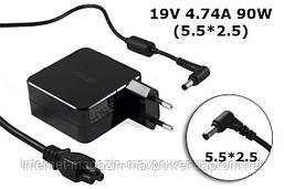 Блок питания для ноутбука Asus 19V 4.7A 90W (5.5/2.5) ОРИГИНАЛ, ADP-90YD B ,EXA1202YH,PA-1900-42,PA-1900-30