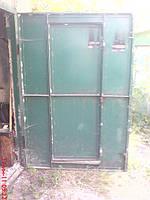Ремонт металлических гаражей и ворот