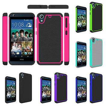 """HTC Desire 626 оригинальный противоударный защита 360* силиконовый TPU чехол бампер накладка """"AMAN"""""""