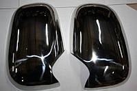 Накладки на зеркала Ford Transit (1994-2001) нержавейка