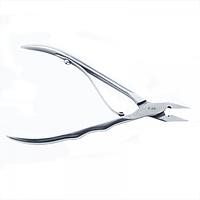 СТАЛЕКС N7-61-16 (К-05)  Кусачки профессиональные для вросшего ногтя режущая часть - 16 мм)