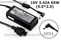 Блок питания для ноутбука Asus 19V 3.42A 65W (5.5*2.5) ADP-65DB, PA-1650