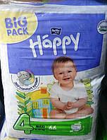 Подгузники Bella Happy 4 Maxi  66 шт BIG PACK