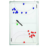 Тактическая доска для гандбола SELECT ALU Handball 729400-001