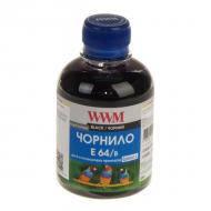 Чернила WWM Epson L110/L210/L355 Black (E64/B) (G224721) 200 мл (г)