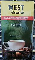 West Kafee Gold кофе молотый 500g Германия