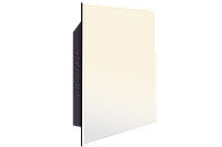 Настенный инфракрасный керамический обогреватель тм Opal Hybrid