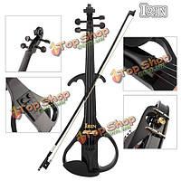 ИРИН аи-05 4/4 кленового электрическая скрипка с пикап и аксессуаров случай