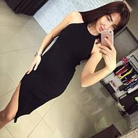 Платье женское Марси черное , женская одежда
