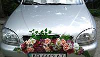 Фотозоны,украшения на арки,авто,гирлянды из искусственных цветов.