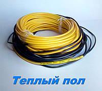 Электрический теплый пол комплект на 8.5-17 кв.м (117 м.п. кабеля)
