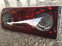 Задние фонари на ВАЗ 2106 Red 3 тонированные.