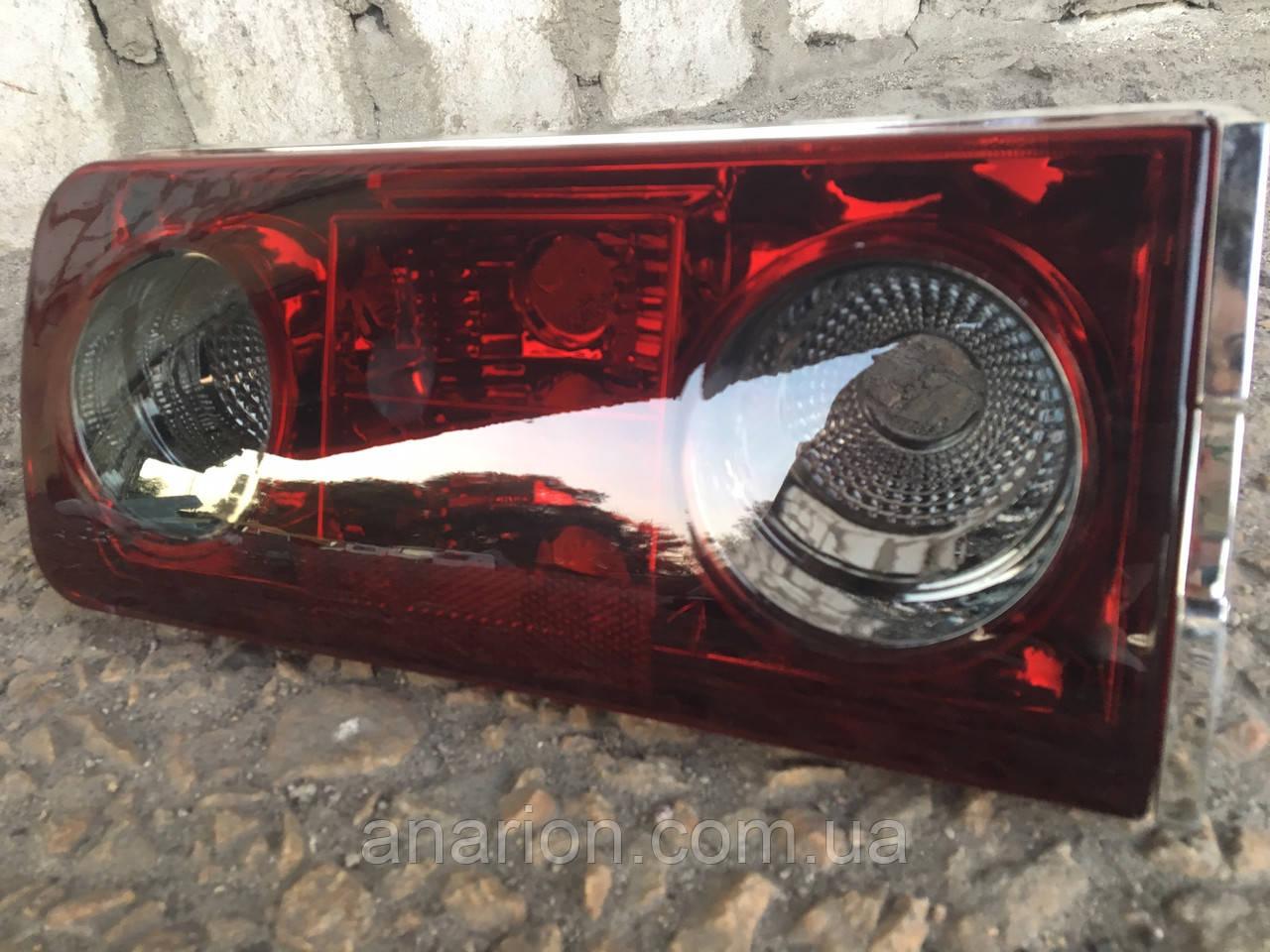 Задние фонари на ВАЗ 2106 Red 3.