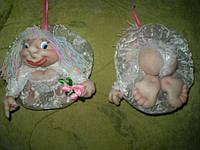 """""""Кукла на удачу"""" - невеста"""