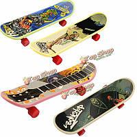 1шт 9.3см Mini палец борту тек палуба грузовик скейтборд модель игрушка для детей детей  чтобы играть