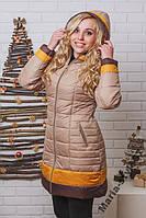 Пальто женское зимнее на синтепоне. Размеры 42_54