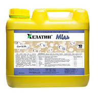 Хелатин Медь - удобрение 10л, ТД Киссон