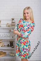 Платье женское летнее. Размеры от 42 до 50