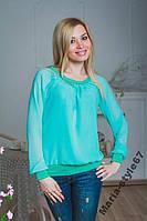 Блуза женская. Размеры от 42 до 50