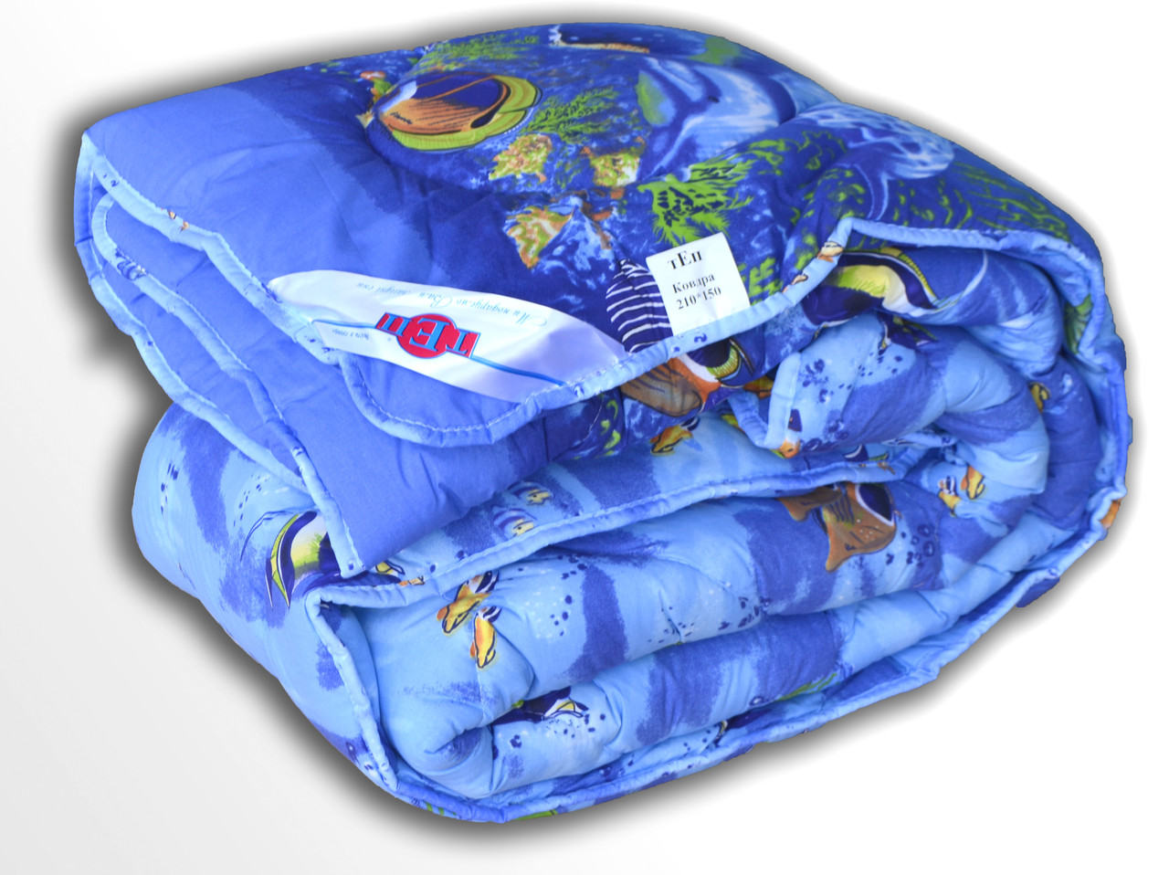 Одеяло Шерсть 593_210x180 Аквариум