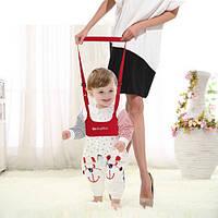 Держатель для хотьбы детский, для ребенка, помогает научиться ходить, красный