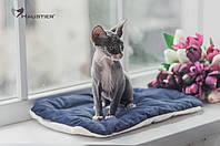 Подушка для мелких пород собак и кошек Haustier Comfort Royal Blue
