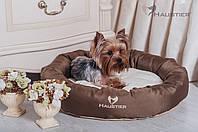 Лежак для собак и кошек Haustier Gold Sand