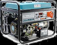 Бензиновый генератор KS 7000E ATS-3 (5;5 кВт; ТРКЕХФАЗНЫЙ; Германия)