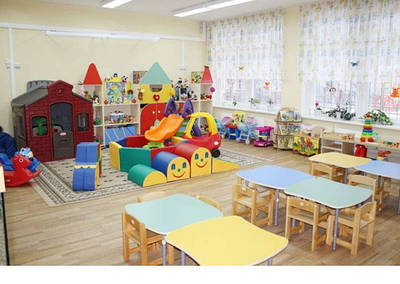 Дезинфекция в детских садах и учебных заведениях
