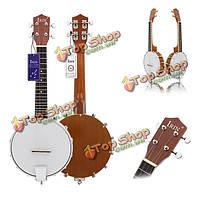 ИРИН четыре строки Сапели банджо изысканный профессиональный банджо