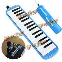 32 клавиши Melodica музыкальный инструмент для начинающих ж/сумка для переноски