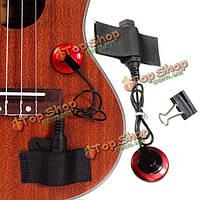 Микрофон для гитары скрипки укулеле банджо