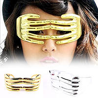 Маска золоті пальчики
