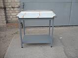 Стол производственный из нержавеющей стали, фото 3